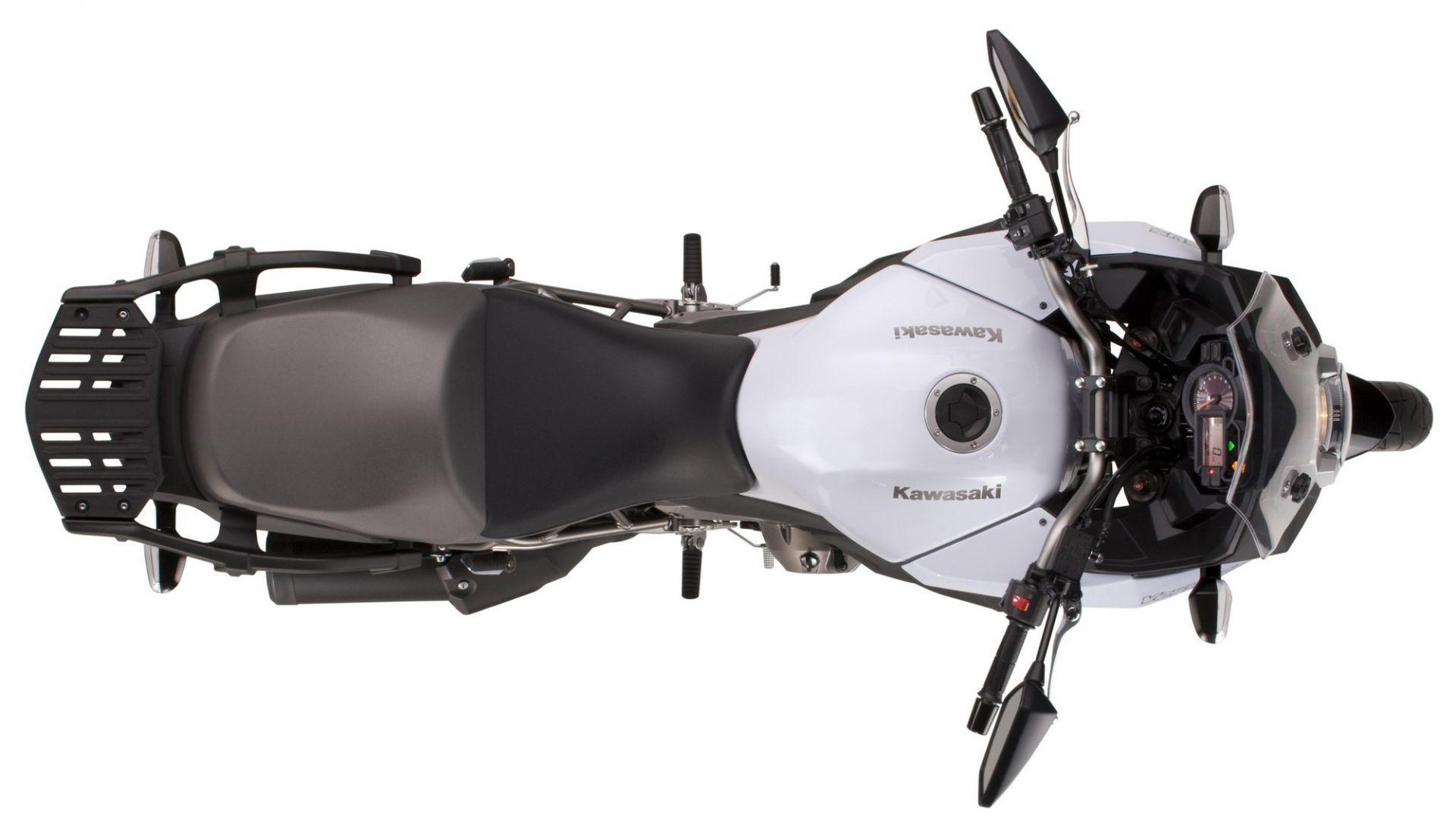Immagine 60: Kawasaki Versys 1000: ora anche in video