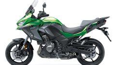 Kawasaki Versys 1000 2019: lato sinistro