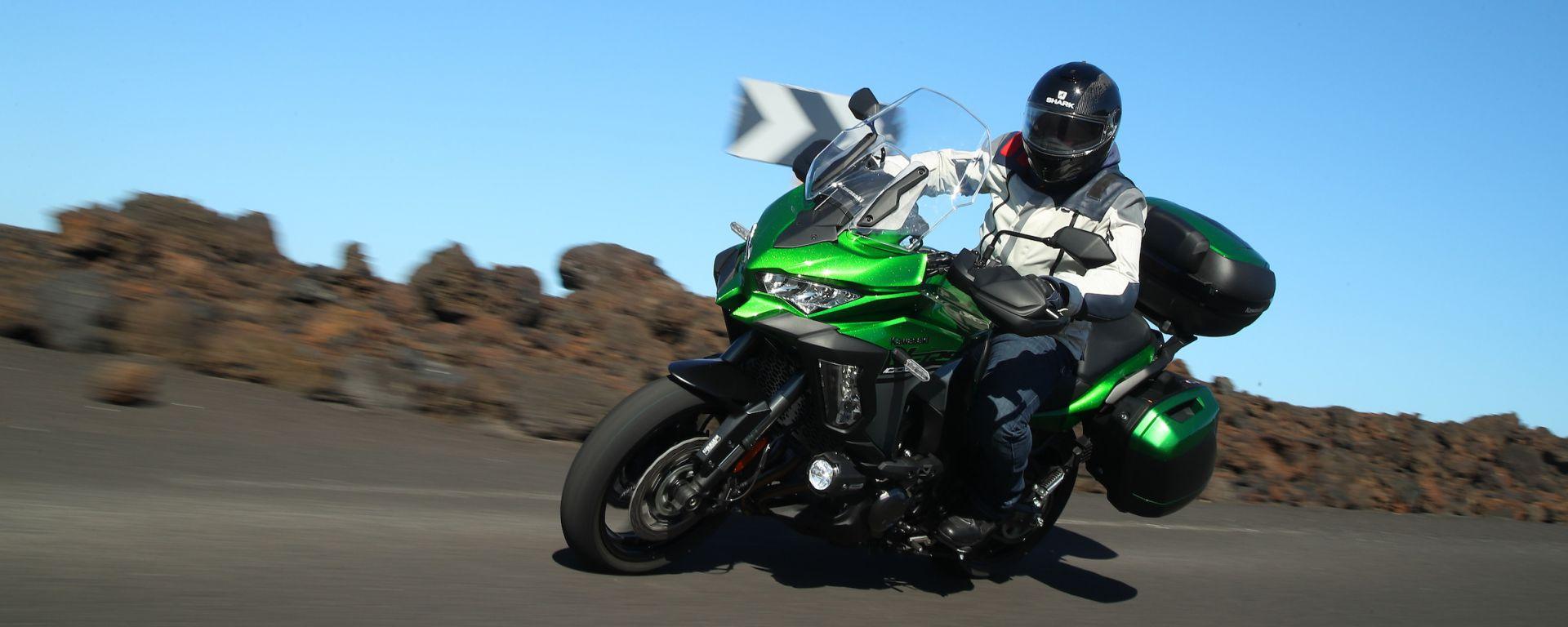 Kawasaki Versys 1000 2019: le opinioni dopo la prova su strada