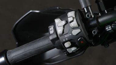 Blocchetto Kawasaki Versys