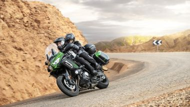 Kawasaki Versys 1000 2022