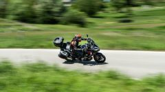 Kawasaki Versys 1000 S Grand Tourer 2021: anche nel misto ci si diverte