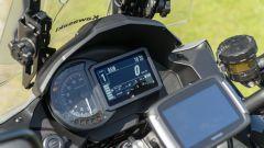 Kawasaki Versys 1000 S Grand Tourer 2021: gli strumenti di navigazione
