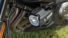 Kawasaki Versys 1000 S Grand Tourer 2021: i faretti fendinebbia
