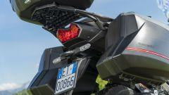 Kawasaki Versys 1000 S Grand Tourer 2021: il codino