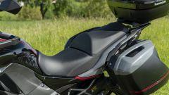Kawasaki Versys 1000 S Grand Tourer 2021: la sella