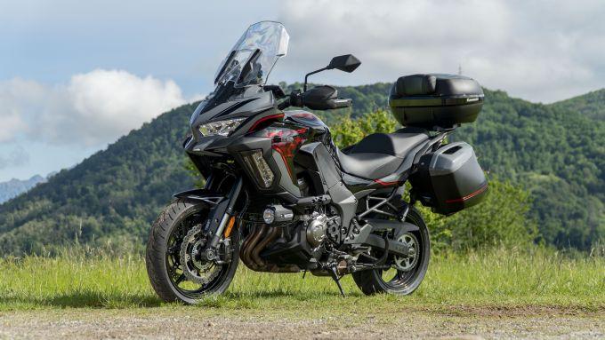 Kawasaki Versys 1000 S Grand Tourer 2021