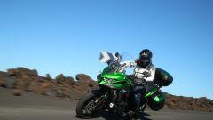 Kawasaki Versys 1000 SE: business class a due ruote! La prova - Immagine: 3