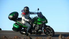 Kawasaki Versys 1000 SE: business class a due ruote! La prova - Immagine: 2