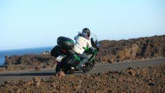 Kawasaki Versys 1000 SE: business class a due ruote! La prova - Immagine: 4