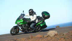 Kawasaki Versys 1000 SE: business class a due ruote! La prova - Immagine: 1