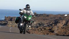 Kawasaki Versys 1000 SE: business class a due ruote! La prova - Immagine: 5