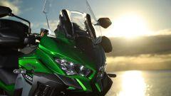 Kawasaki Versys 1000 SE: business class a due ruote! La prova - Immagine: 6