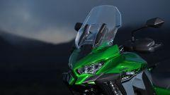 Kawasaki Versys 1000 SE: business class a due ruote! La prova - Immagine: 7