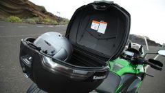 Kawasaki Versys 1000 SE: business class a due ruote! La prova - Immagine: 9