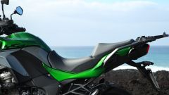 Kawasaki Versys 1000 SE: business class a due ruote! La prova - Immagine: 11