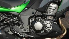 Kawasaki Versys 1000 SE: business class a due ruote! La prova - Immagine: 18