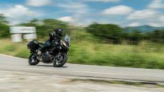 Kawasaki Versys 650 Tourer Plus: la prova