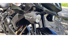 Kawasaki Versys 650 Tourer Plus: versatile di nome e di fatto! La prova - Immagine: 11