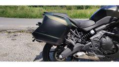 Kawasaki Versys 650 Tourer Plus: versatile di nome e di fatto! La prova - Immagine: 13