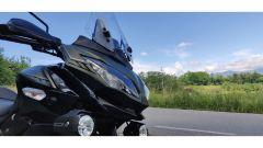 Kawasaki Versys 650 Tourer Plus: versatile di nome e di fatto! La prova - Immagine: 19