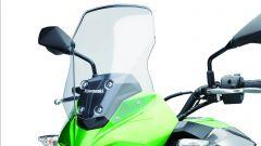Kawasaki Versys-X 300: il parabrezza
