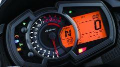Kawasaki Versys-X 300: il quadro strumenti