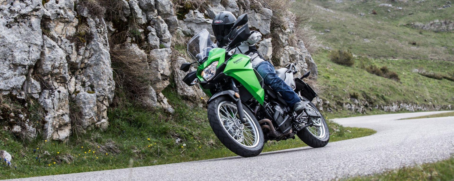Kawasaki Versys-X 300: prova, caratteristiche e prezzi
