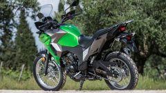 Kawasaki Versys-X 300: prova, caratteristiche e prezzi - Immagine: 13