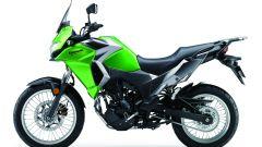 Kawasaki Versys-X 300: vista laterale