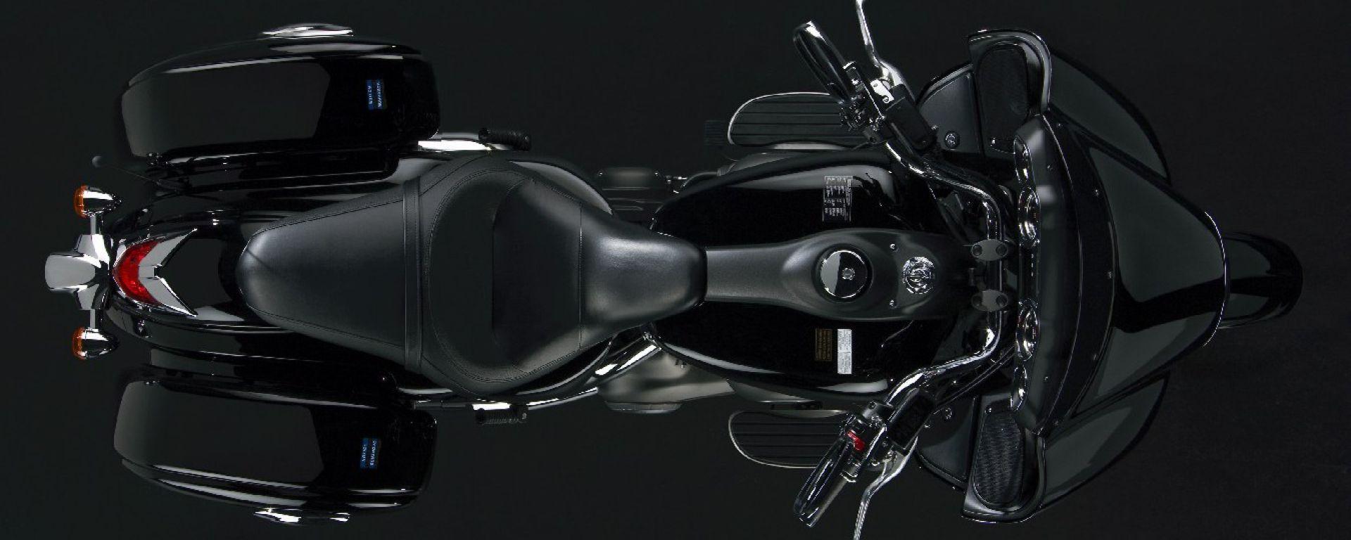 Kawasaki VN1700 Voyager Custom ABS