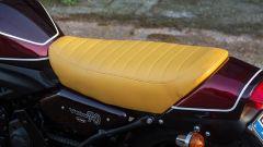 Kawasaki Vulcan 70 by Mr Martini con sella biposto beige
