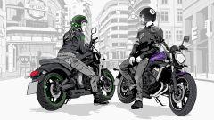 Kawasaki Vulcan S - Immagine: 10