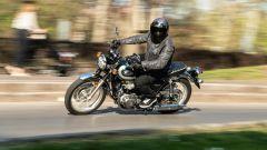 Kawasaki W 800 Classic, più autentica di così non si può. La prova video - Immagine: 1