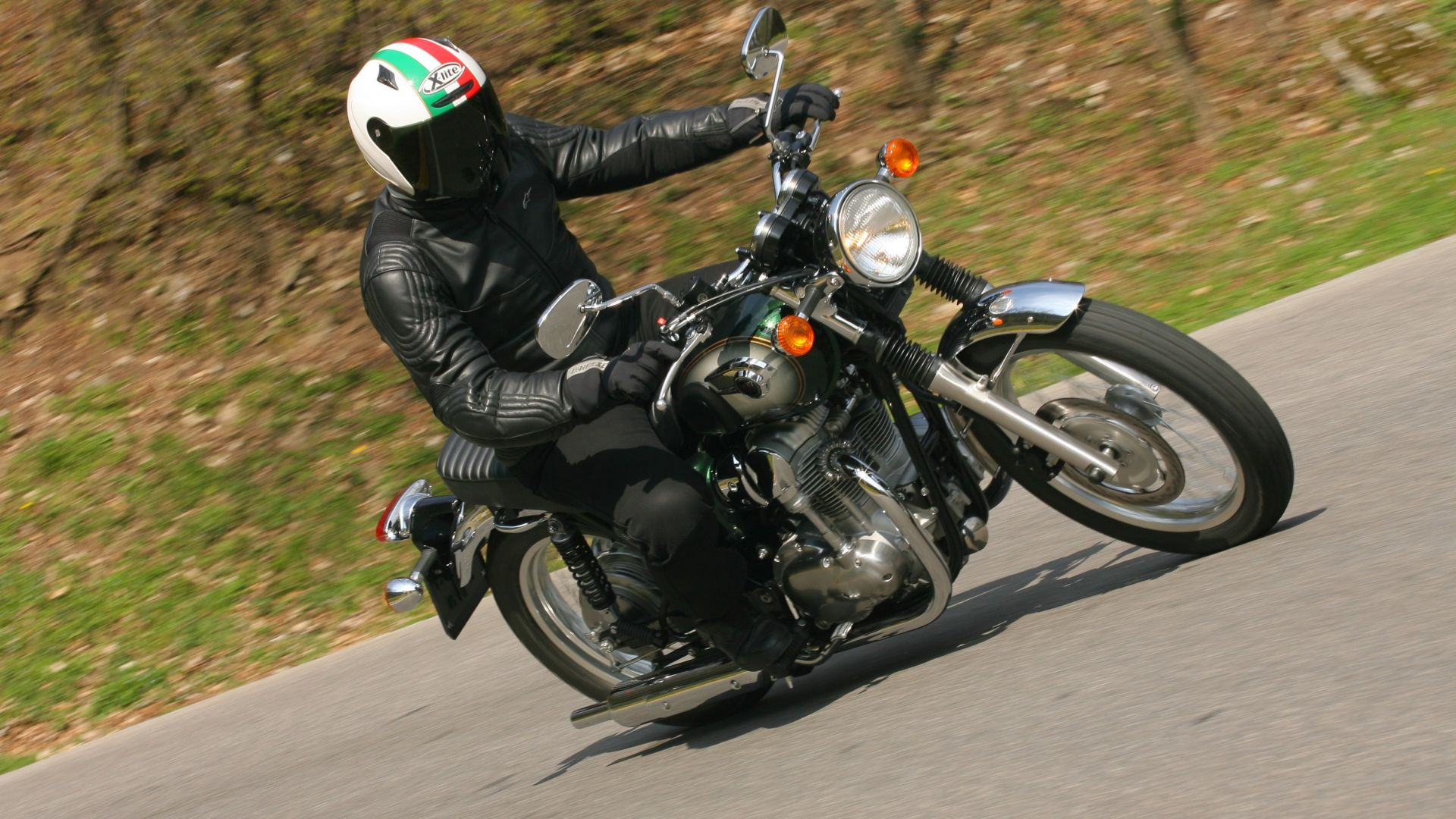 Prova Video Kawasaki W800 Motorbox