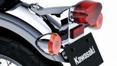 Kawasaki W800 2020, il codino