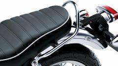 Kawasaki W800 2020, la sella