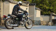 Kawasaki W800 2020, l'ispirazione viene dalla W1 del '66