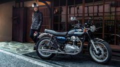 Kawasaki W800 2021: per nostalgici