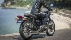 Kawasaki W800 2021: stile vintage