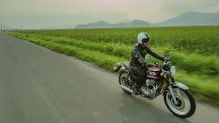 Kawasaki W800 2022: motore, caratteristiche, colori. Le novità
