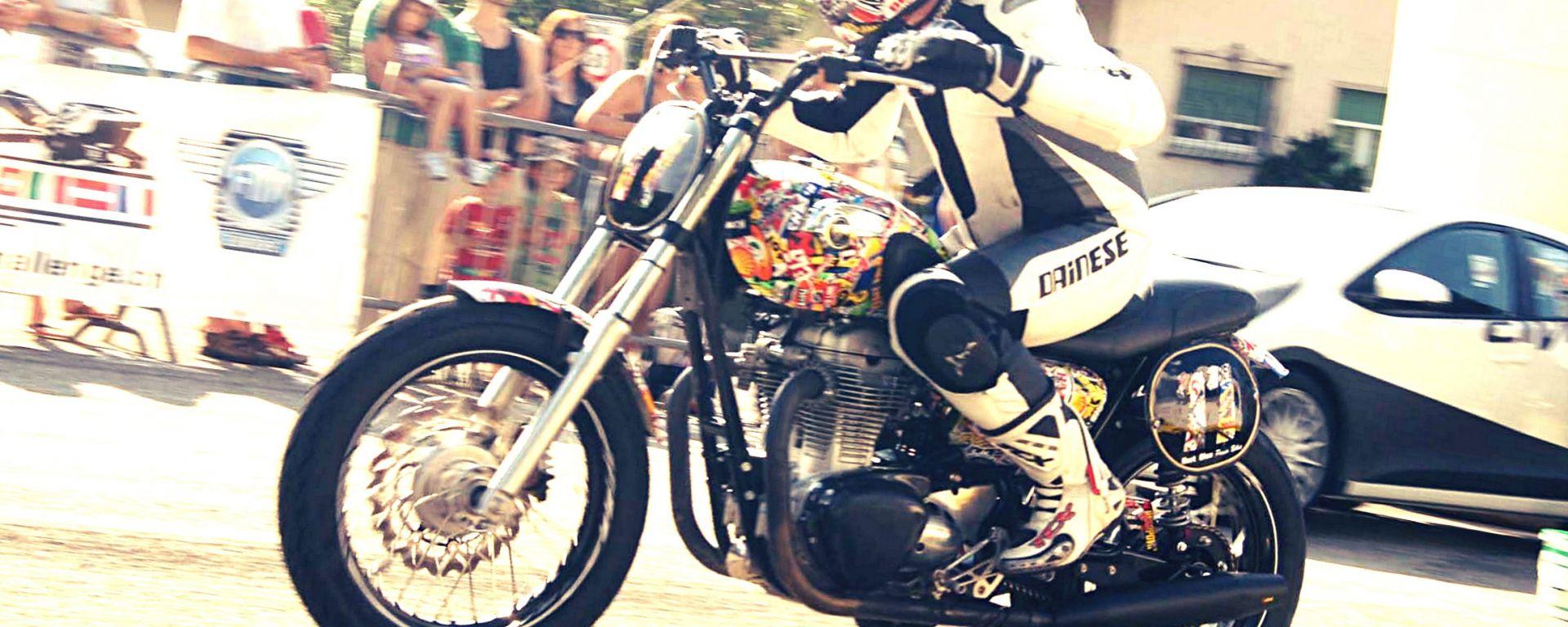 Gare Kawasaki W800 Cup Motorbox