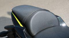 Kawasaki Z 650 2020: la sella del passeggero è ora più confortevole