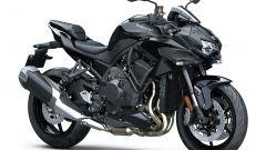 Kawasaki Z H2 2020: 3/4 anteriore