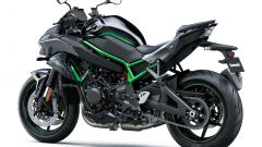 Kawasaki Z H2 2020: 3/4 posteriore