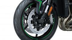 Kawasaki Z H2 2020: le pinze freno sono Brembo M4.32