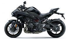 Kawasaki Z H2 2020: vista laterale