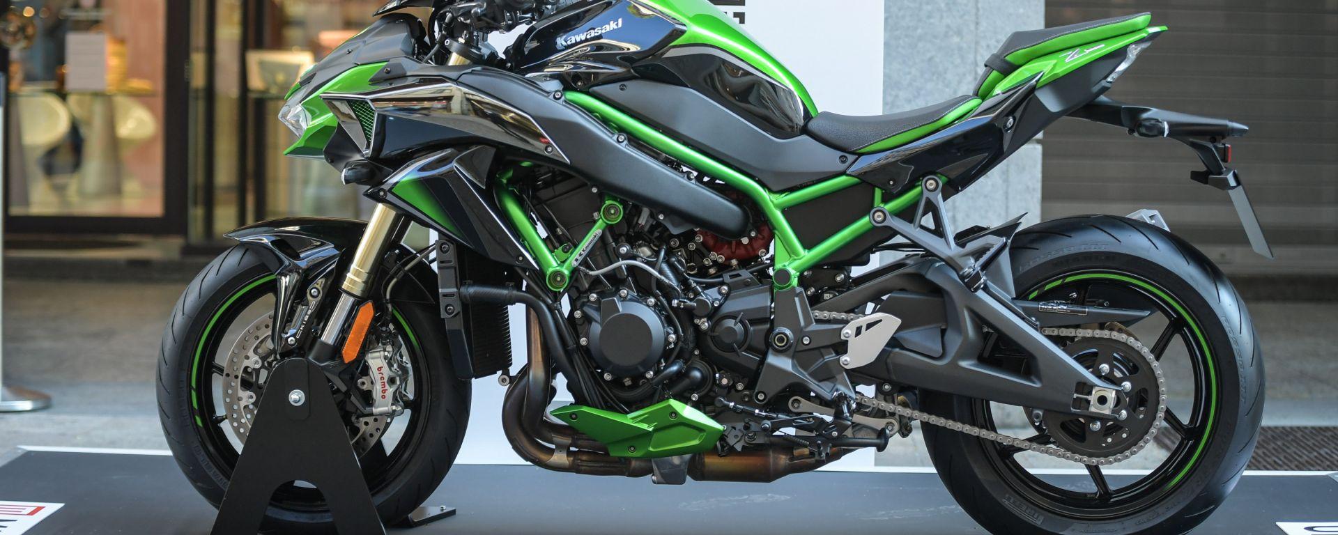 Kawasaki Z H2 SE, MIMO 2021