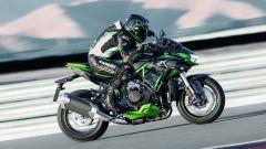 Kawasaki Z H2 SE m.y. 2022: colori, caratteristiche, prezzo