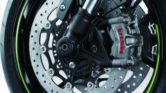 Kawasaki Z1000 R Edition, disco freno anteriore